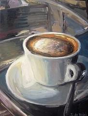 Cappuccino (Serge de Vries Kunstenaar) Tags: de cappuccino capucino serge vries