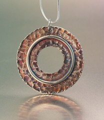WASHER (MELODY ARMSTRONG) Tags: jewelry jewellery dec20 sterlingsilver