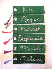 Bookmark covers