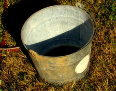 Rusy Old Bucket
