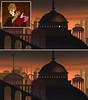 por qué apagaron la luz Anakin y Padmé?