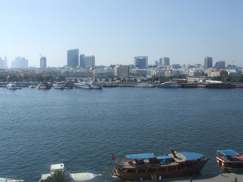 Visting Dubai 2010