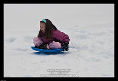 South Fork Sledding