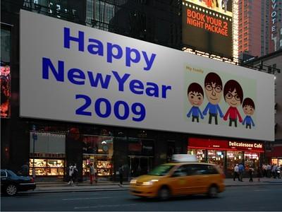 歡喜做甘願受,給逝去的2008以及將至的2009…
