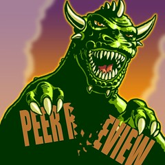 Peer Review Monster by Gideon Burton, on Flickr