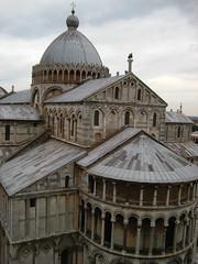 Pisa: Basilica (Roma Termini) Tags: pisa leaningtower