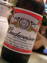 Anheuser-Busch, Budweiser, USA (ralph&dot) Tags: bier beer pivo cerveja cerveza öl bière biera bira bir alus birra biiru sör drink drinks alcohol пиво label bottle glass anheuserbusch budweiser usa booze beeroftheweek ralph gant photographer lager beerfickrs beerflickr beerflickre beerflickring beerflickred beerflicker beerflickrs ratebeer rate