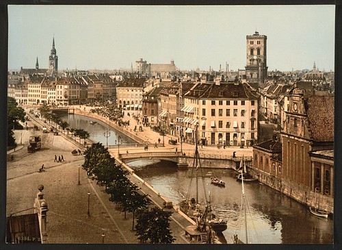 [General view, Copenhagen, Denmark] (LOC) by The Library of Congress.