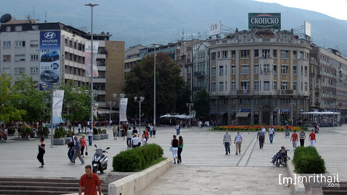 Skopje - Square