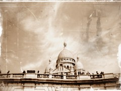 Sacre Coeur (A Postcard from Heaven Photography) Tags: paris france travelling church holidays sacrecoeur gia monuments canonpowershots3is