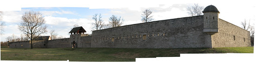 Fort de Chartres Panorama