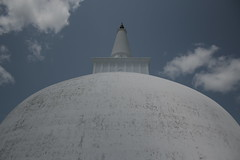 The Mighty Stupa...   Ruwanweliseya Dageba, Anuradhapura Sri Lanka (Mals R) Tags: buddhism culturaltriangle buddhisminsrilanka mahastupa ruwanveliseya ruwanveliseyadageba ruwanvelimahaseya ruwanveliseyastupa stupasinsrilanka anuradhapuraruwanveliseyapictures srilankadageba anuradhapuramap ruwanveliseyahistoryinscription photosanuradhapura detailsofruwanveliseya imageofruwanveliseya ruwanveliseyainsrilanka anuradhapurastupas ruwanveliseyainsrilankainformation stupasofsrilanka