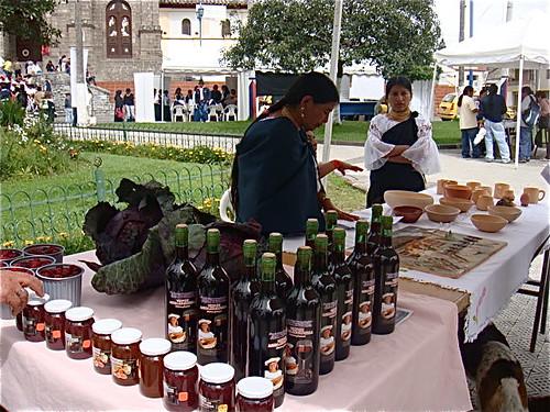 Cotacachi exports