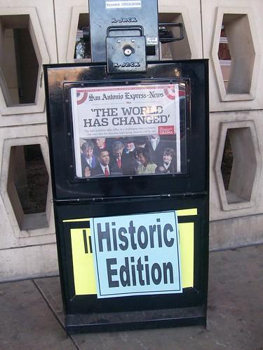 SA Express News Front Page