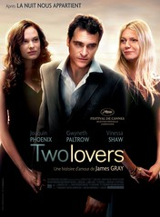 Poster Two Lovers Joaquin Phoenix Gwyneth Paltrow Vinessa Shaw