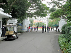 Istana Main Gate