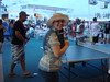 Ping Pong With Strangers (MissMission) Tags: ocean sea food holiday relax fun island boat ship harbour sydney beaches newcaledonia vanuatu pocruise