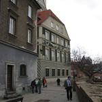 Warsaw: The City Walls . The Old Town