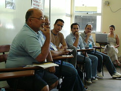 Primaz fala a estudantes