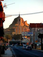 Iglesia de Peacastillo (dlmanrg) Tags: amanecer iglesias picnik cantabria peacastillo yourcountry