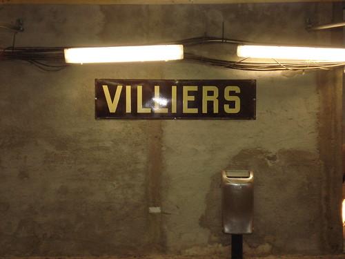 Metro Villiers