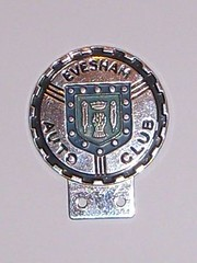 Evesham Auto Club Badge (alexelb) Tags: auto car club badge evesham