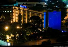 N ovo tel (Daniel Pascoal) Tags: night hotel sjc saojosedoscampos novotel danielpg 70300vr2xteleconverter900mmequiv danielpascoal