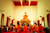 to be ordained [Thailand]