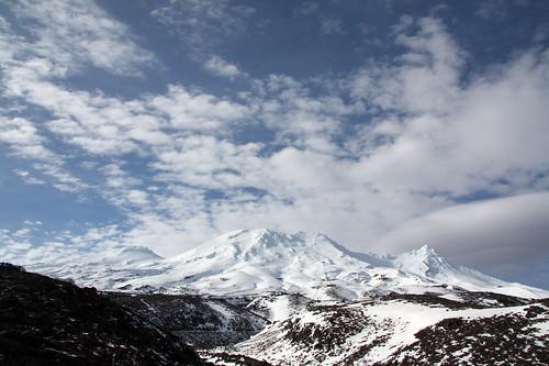 Mt Ruapehu - Close Up