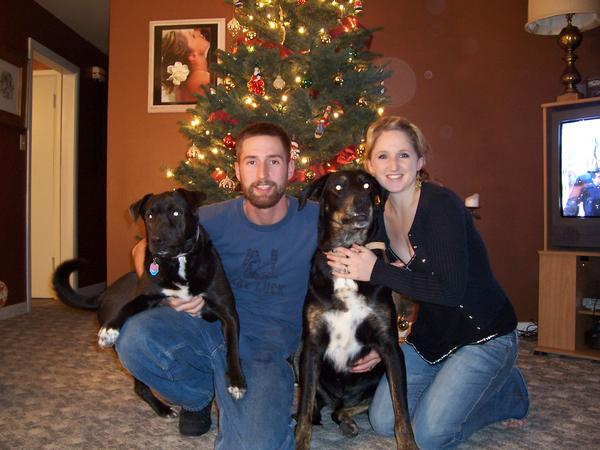 Christmas 2005 - Our Little Family!