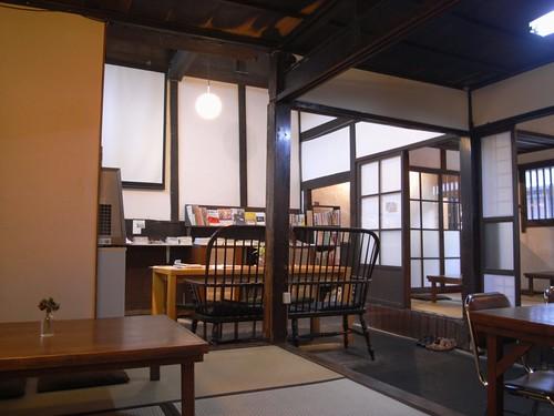 カフェ『カナカナ』@奈良町