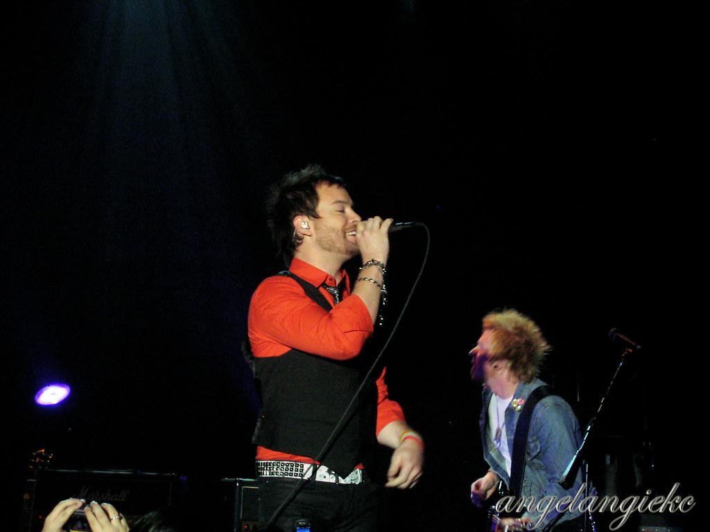 David Cook - CD Release Concert - Hard Rock Cafe - New York City - November 18, 2008