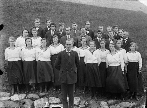 Stongfjorden Songlag (choir) - isee the image on Flickr for the singers names/i