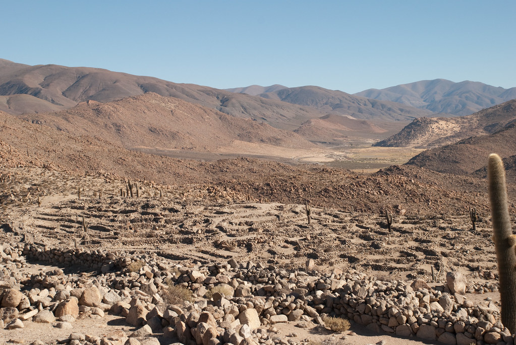 Ruins of Tastil, Argentina