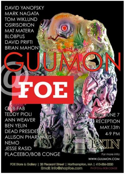 GUUMON Group Show at FOE Gallery