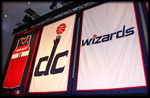 Washington Wizards Debut New Logo, Colors