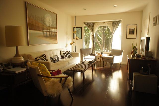 Living Room - 5.8.2011