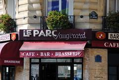 La Parc Vaugirard (Amsterdam RAIL) Tags: paris bar cafe 15 ruedevaugirard brasserie paris15 amsterdamrail paris15ime ruedelangeac leparcvaugirard