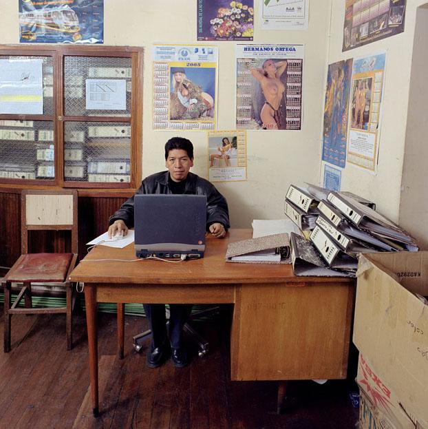 Bolivia Bureau 22