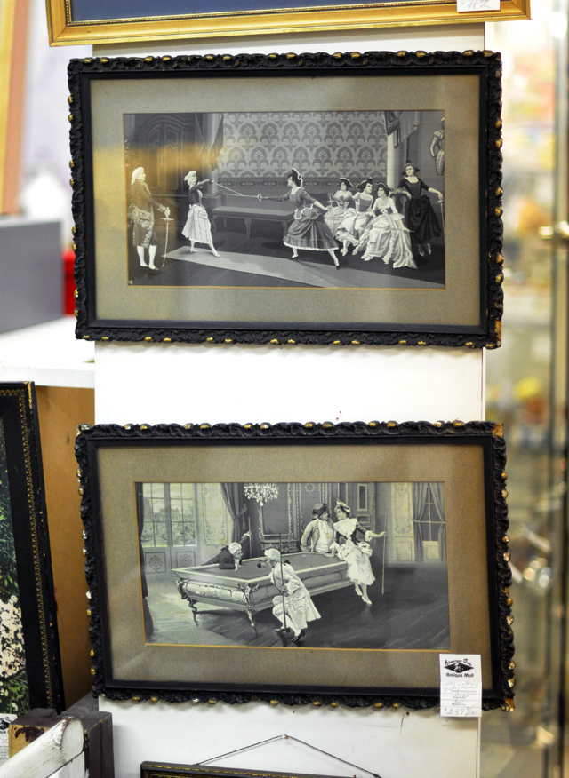 vintage victorian prints