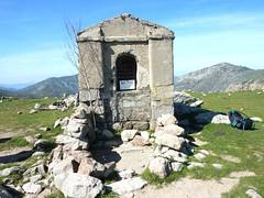 Bocca San Petru à 1452m