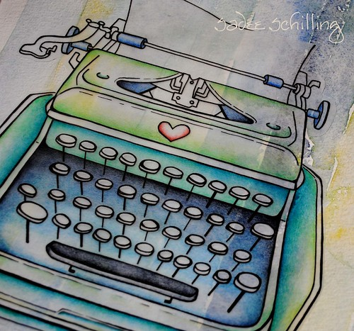 typewriter sneak peek