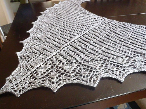 Mom's Bday Shawl