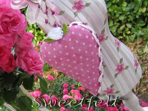 ♥♥♥ by sweetfelt \ ideias em feltro