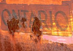 McLean's_0057 (janetliz) Tags: old winter ontario cars rusty scrapyard tpmg mcleans hydrotruck