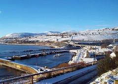 Helmsdale Harbour (Helmsdale.org) Tags: christmas scotland fishermen harbour sutherland helmsdale oldharbour village helmsdale helmsdaleharbour helmsdaleorg