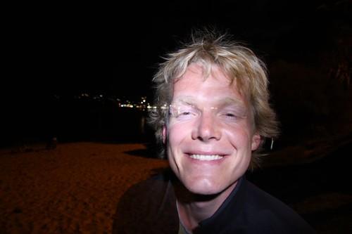 Jens in Merimbula.