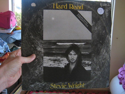 stevie wright album