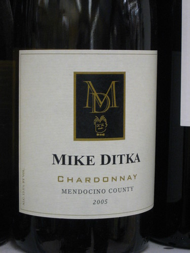 Mike Ditka Chardonnay