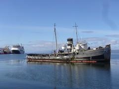 Ushuaia - bateau